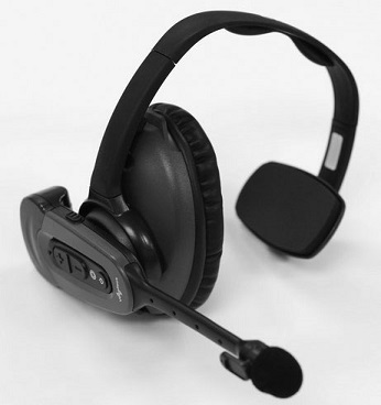 SRX3 HIGH NOISE HEADBAND WITH EARCUP