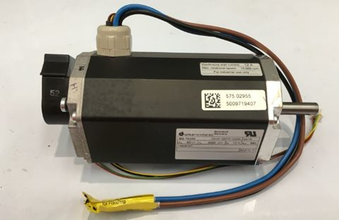 GEARMOTOR, DUNKER, DMS X-TRAVEL DRIVE, 40VOLTS, 3900RPM, 98Nm TORQUE
