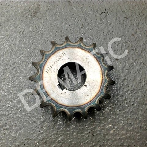 SPROCKET BS 17T 5/8S 30B 8x3.3KEY