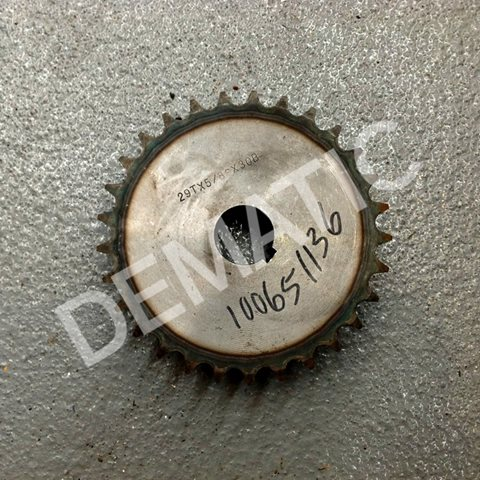 SPROCKET 10B-1 29T 30B 8x3.3KEY